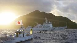 Nhật Bản tố TQ xâm phạm lãnh hải 14 lần liên tiếp