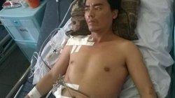 Thoát chết sau khi bị bê tông đè vỡ bàng quang