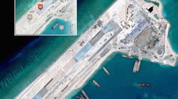 Báo Mỹ: TQ gia cố kho chứa máy bay ở Trường Sa