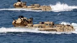 Trung Quốc bày binh bố trận trên cả Biển Đông và biển Hoa Đông