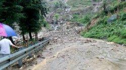 Ra công điện khẩn ứng phó mưa lớn, lũ quét, sạt lở đất