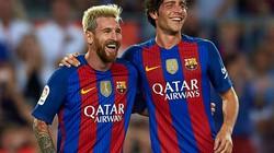 Clip Messi lập cú đúp, Barcelona giành Gamper Cup