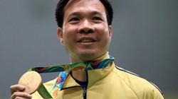 Những khoảnh khắc đáng nhớ của Hoàng Xuân Vinh ở Olympic 2016