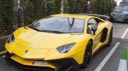 Loạt siêu xe của giới giàu Ả Rập náo loạn London