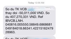 Mất 500 triệu đồng: Vietcombank không thể đổ lỗi cho khách là hết trách nhiệm