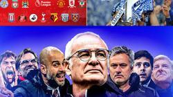 Xem trực tiếp Premier League 2016-2017 trên kênh nào?