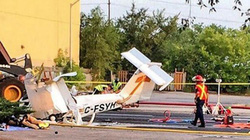 Phi công ăn cắp máy bay và gây tai nạn khi cố gắng tiếp đất