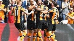 """Clip: Leicester """"quỵ ngã"""" trước tân binh Hull City"""
