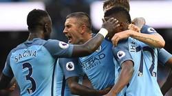 """Kết quả bóng đá ngày 14.8: Man City thắng nhọc, Leicester """"ngã ngựa"""""""