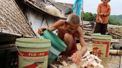 Thanh Hóa: Lũ về, nước mắt người dân trôi theo cá