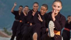 """Nơi huấn luyện ni cô thành """"tuyệt đỉnh kung fu"""""""