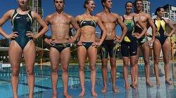 """Đồ bơi tại Olympic ngày càng """"thoáng đãng"""""""