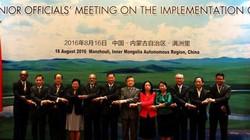 TQ-ASEAN sắp hoàn thành bộ quy tắc ứng xử ở Biển Đông