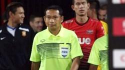 """Trọng tài Thái Lan bắt trận Long An – HAGL cũng vừa… """"dính phốt"""""""