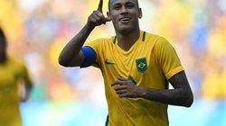 Clip Neymar lập cú đúp giúp U23 Brazil vào chung kết