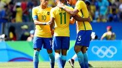 Kết quả bóng đá nam Olympic 2016 ngày 18.8