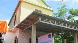 Quảng Bình: Xây bốn ngôi nhà chống lũ cho cựu binh Gạc Ma