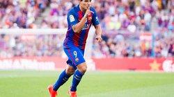 """Luis Suarez """"vô đối"""" về khoản lập hat-trick"""