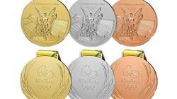 BXH huy chương chung cuộc Olympic 2016: Việt Nam đứng thứ 48