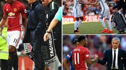 """HLV Mourinho sẵn sàng """"trảm bom tấn"""" trị giá 58 triệu bảng"""