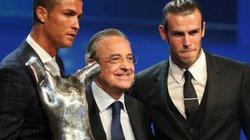 Ronaldo ấn định địa điểm và thời gian giải nghệ