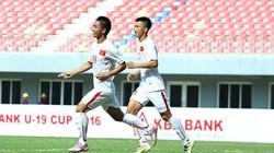 Hòa nhờ penalty, U19 Việt Nam nhọc nhằn vào chung kết