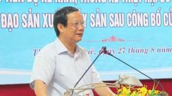 Bộ NNPTNT nêu 4 phương án khai thác cá biển sau sự cố Formosa