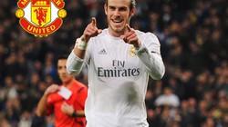 CHUYỂN NHƯỢNG (28.8): Mourinho và lãnh đạo M.U xúc tiến kế hoạch mua Bale