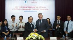 Prudential hợp tác đào tạo nhân sự với các trường đại học hàng đầu