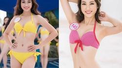 Ngây ngất với ảnh bikini sexy của tân hoa hậu Việt Nam