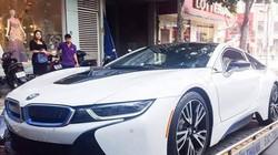 Đà Nẵng: Chồng tặng BMW i8 cho vợ làm quà sinh nhật
