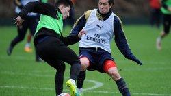 """HLV Wenger bất ngờ đồng ý để """"Tiểu Mozart"""" trở lại Arsenal"""