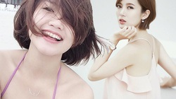4 hot girl Ngoại thương xinh như hoa hậu Đỗ Mỹ Linh