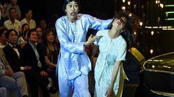 """""""Khó thở"""" với cảnh Hoài Linh túm tóc, tát mặt cháu gái"""