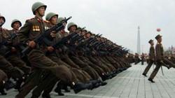Triều Tiên bị tố huấn luyện lính bộ binh vác bom hạt nhân
