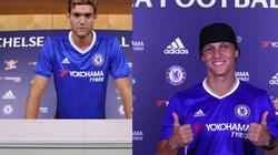 """Chelsea nổ 2 """"bom tấn"""" vào phút chót"""