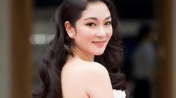 Ngẩn ngơ trước nhan sắc của Hoa hậu Nguyễn Thị Huyền