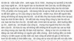 Phạt 12,5 triệu đồng người tung tin facebook sai về bia Hà Nội