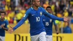 Kết quả vòng loại World Cup khu vực Nam Mỹ: Brazil đại thắng