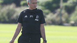 "Mourinho ""mất ăn, mất ngủ"" vì trận derby Manchester"