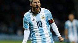 "Clip Messi ""giải cứu"" 10 người Argentina trước Uruguay"