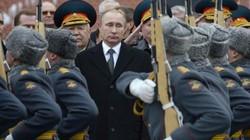 Putin: ' Nga không mặc cả về lãnh thổ'