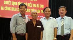 Tử tù oan Trần Văn Thêm gửi đề nghị bồi thường hơn 8 tỷ đồng