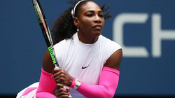 Serena Williams đi vào lịch sử các giải Grand Slam