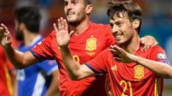 "Clip Tây Ban Nha ""huỷ diệt"" Liechtenstein 8 bàn không gỡ"