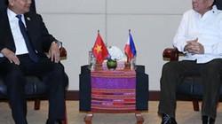 Việt Nam- Philippines thúc đẩy hợp tác ở Biển Đông