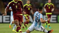 Kết quả vòng loại World Cup 2018 khu vực Nam Mỹ (ngày 7.9)