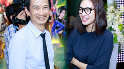 Ngô Thanh Vân giản dị ủng hộ vợ chồng Trần Anh Hùng