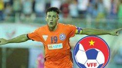 Merlo nhập tịch, mơ khoác áo ĐT Việt Nam đá AFF Cup 2016