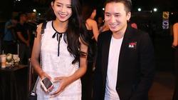 Phan Mạnh Quỳnh ngại ngùng đưa bạn gái đi xem phim